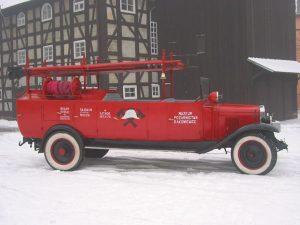 Chevrolet z 1929 r.