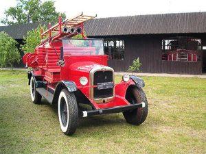 Chevrolet z 1927 r.